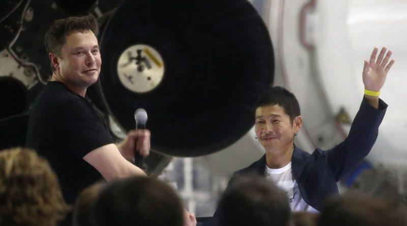 Un milliardaire japonais ouvre le concours pour les billets SpaceX