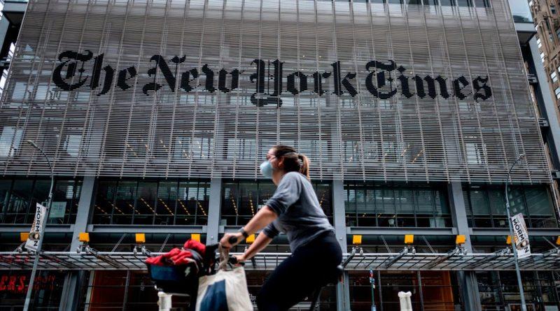 new york times syndicat