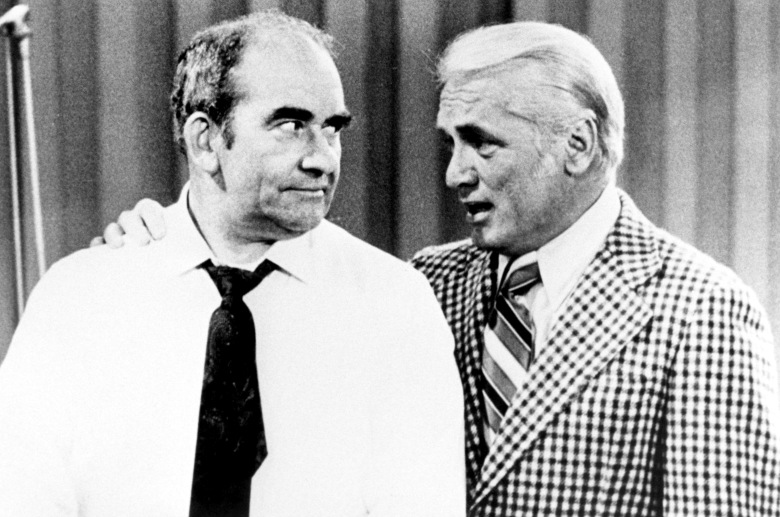 SPECTACLE DE MARY TYLER MOORE, Ed Asner, Ted Knight, 1970-1977