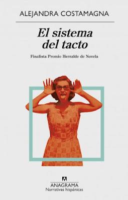 Livre du jour Alejandra Costamagna Tactile Sense