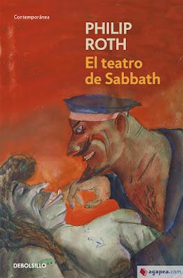Livre du jour Philip Roth Theatre du Sabbat