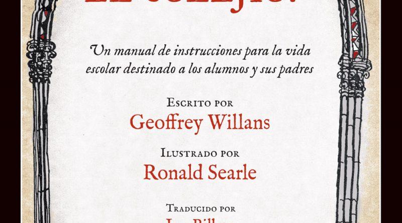 Livre du jour Geoffrey Willans et Ronald Searle