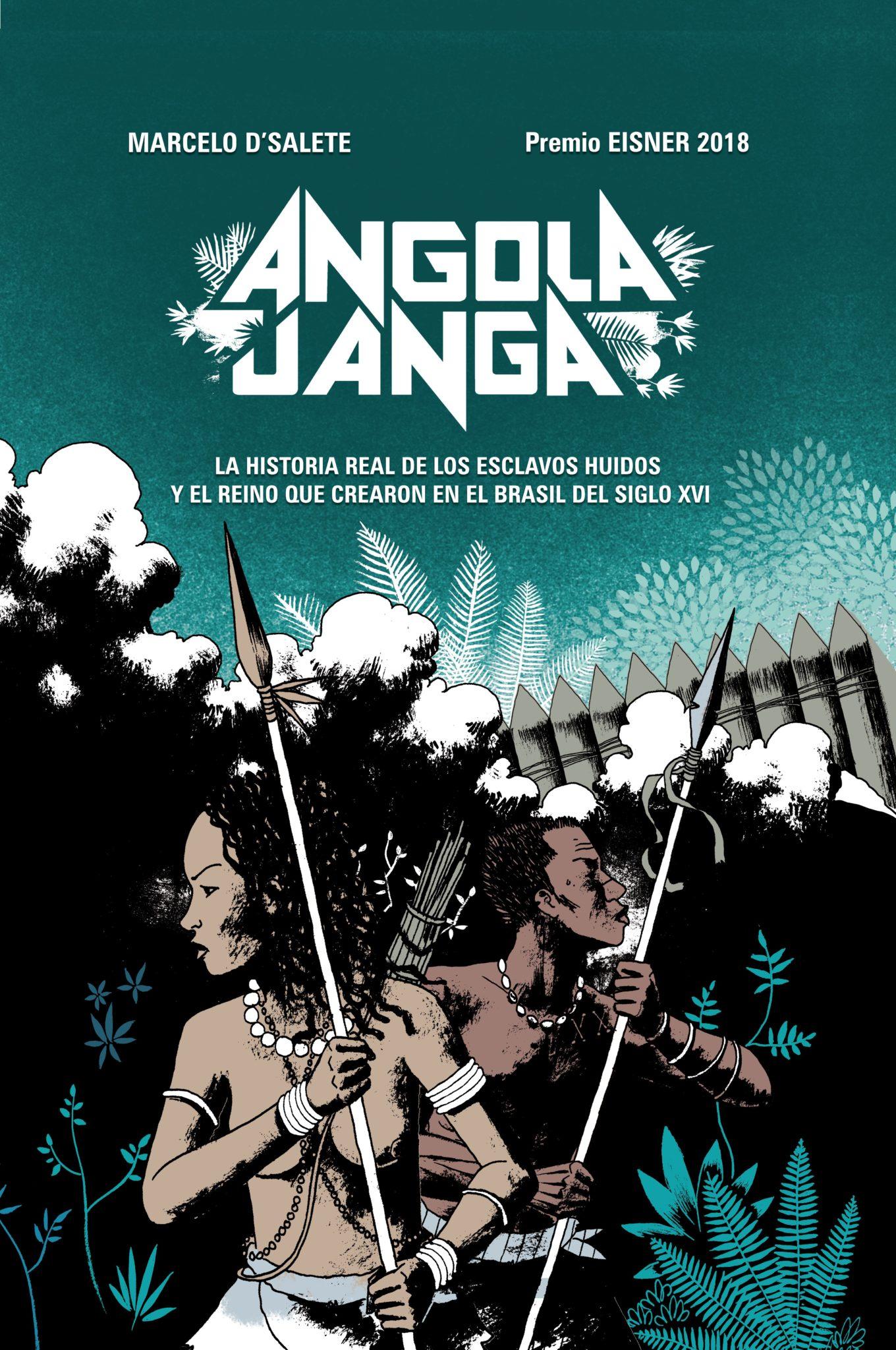 Livre du jour Marcelo DSalete Angola Janga